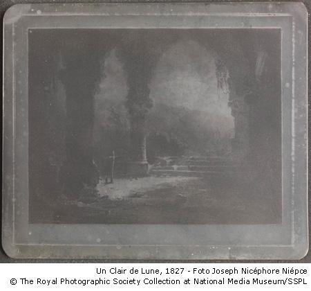 Oud nieuws over oudste foto's