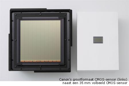 Canon gaat door met pixelrace