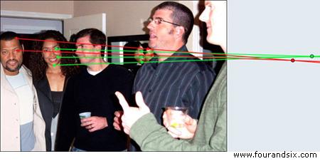 Herkennen van manipulatie in afbeelding