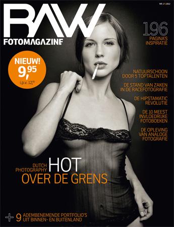 Nieuw fotomagazine: RAW