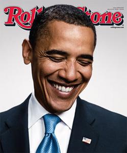 De vijf foto's die Obama hielpen