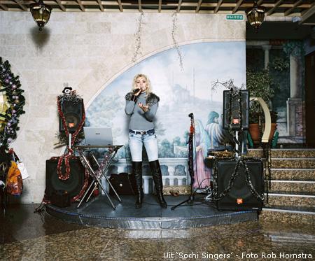 'Sochi Singers' valt weer in de prijzen