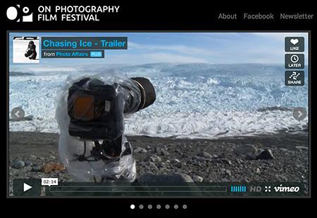 Online filmfestival over fotografie