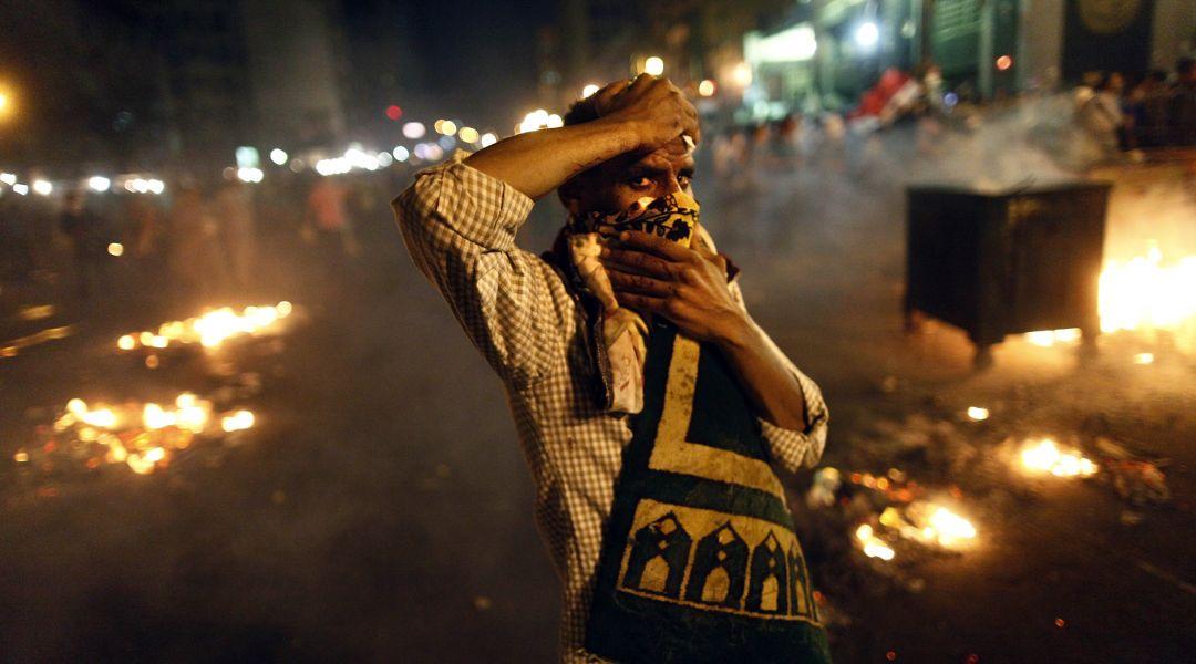Debatten en presentaties over de Arabische Lente