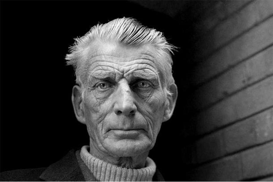 Jane Bown - Samuel Beckett, 1976