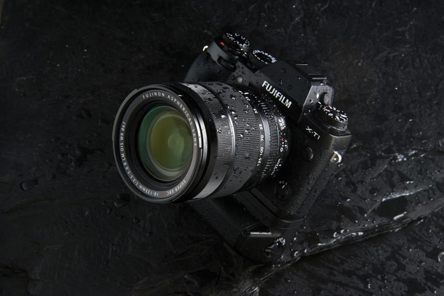 Fujifilm komt met weerbestendige allround zoom