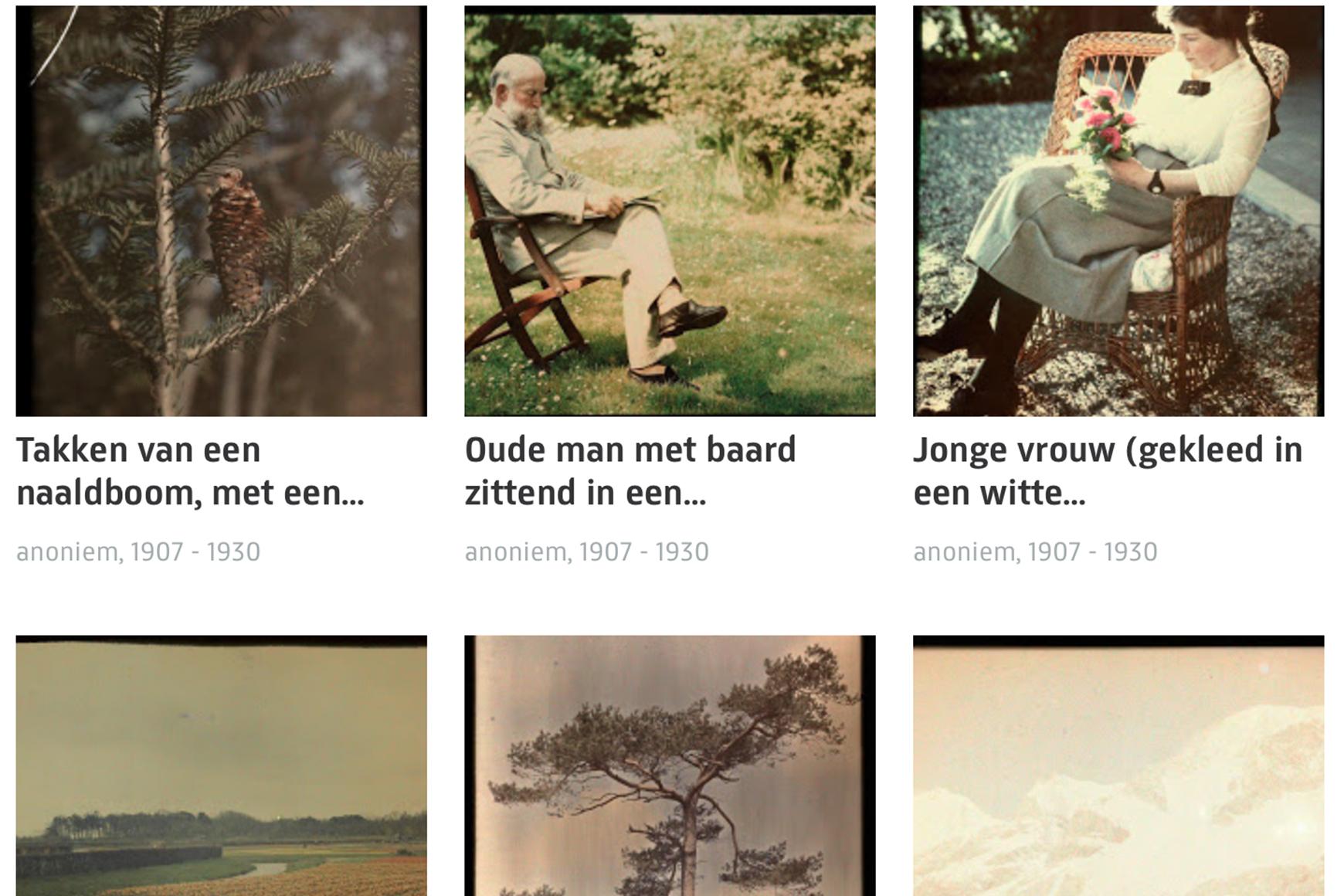 Twee beurzen voor onderzoek fotocollectie Rijksmuseum