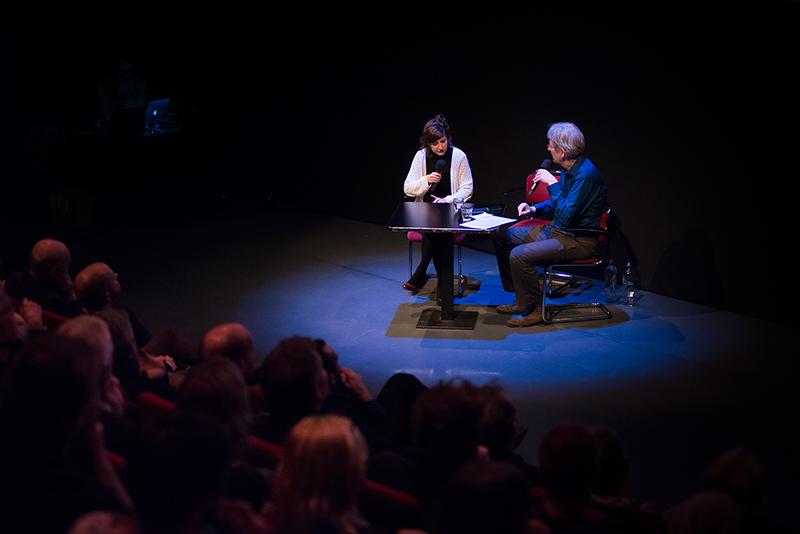 Anne Geene, Edie Peters - Foto Jim Gregor