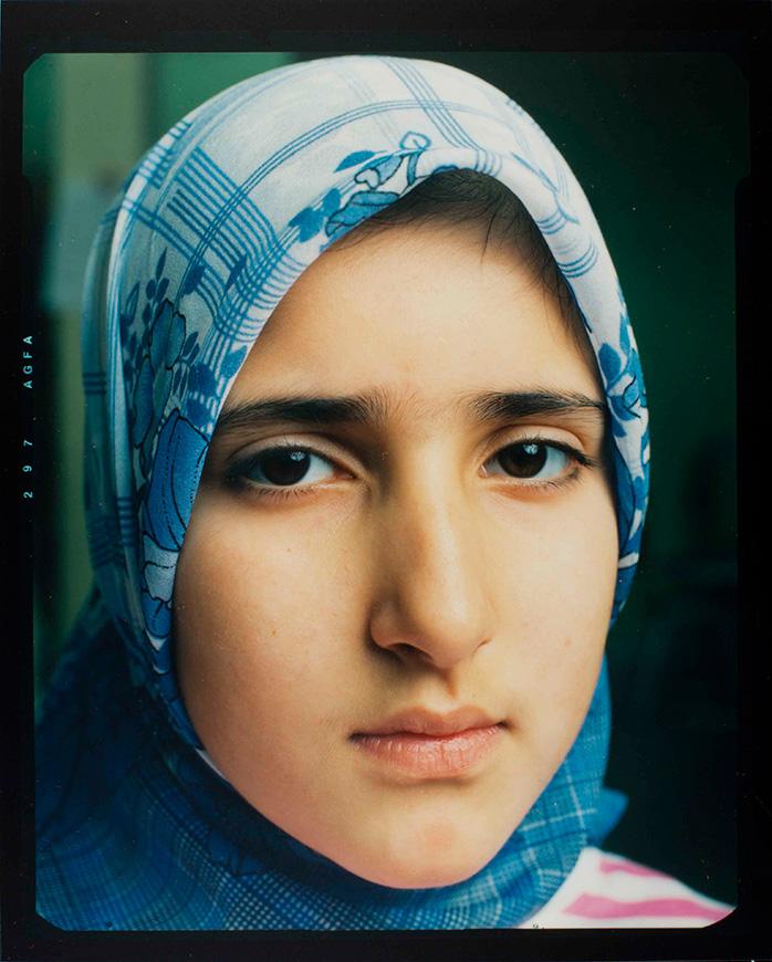 Fatma, 1996 / /Foto Céline van Balen / Collectie Fries Museum