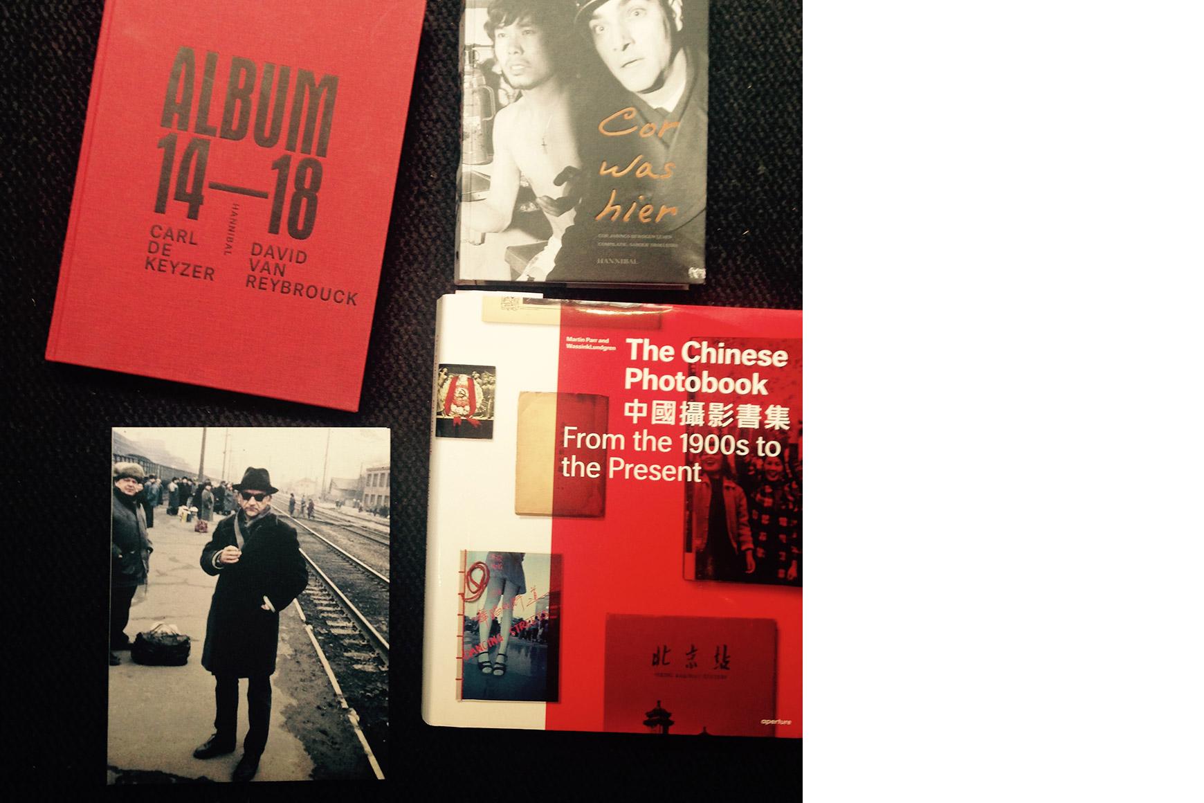 De boekenlijst voor Arles: 93 kanshebbers (en nog 30 dummies)