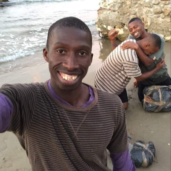 Instagram-foto's Afrikaanse migrant te serieus genomen