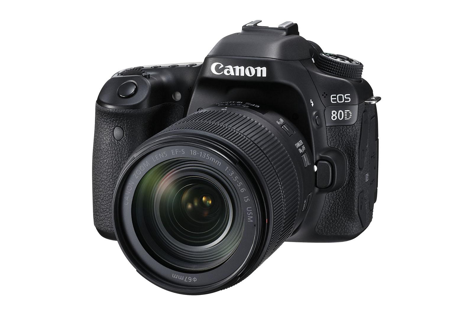 Nieuwe Canon-camera's en -objectieven