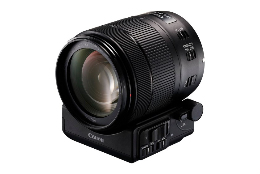 Power Zoom Adapter PZ-E1