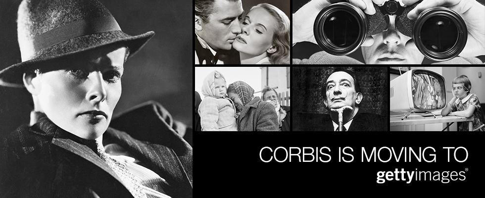 Website Corbis sluit op 2 mei, rechten naar Getty Images