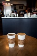 Pier 39 Coffee Girl - Astoria, OR