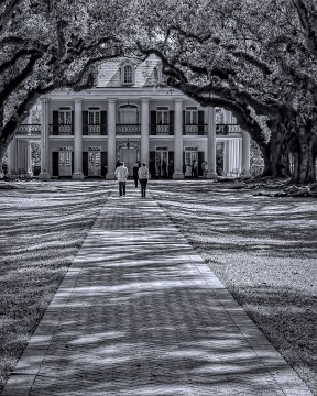 Oak Alley Plantation - Vacherie, Louisiana