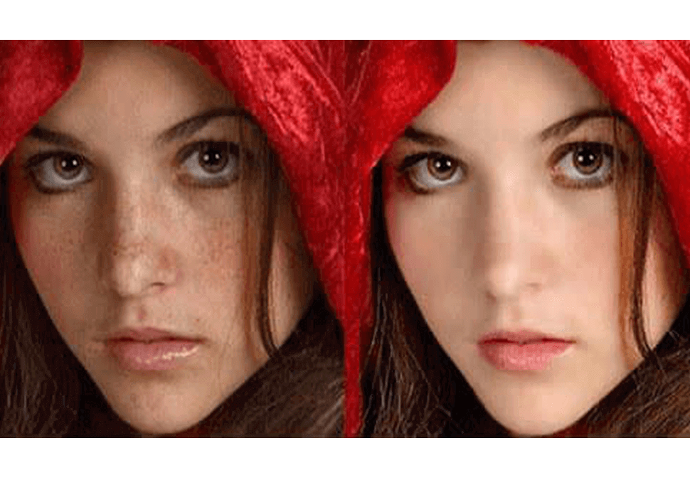 Photo retouching services online !
