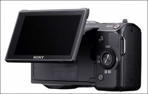 Here is the new Sony EVIL NEX 3 (freshly leaked)