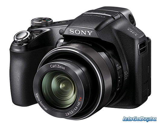 More Sony DSC HX100V leaks