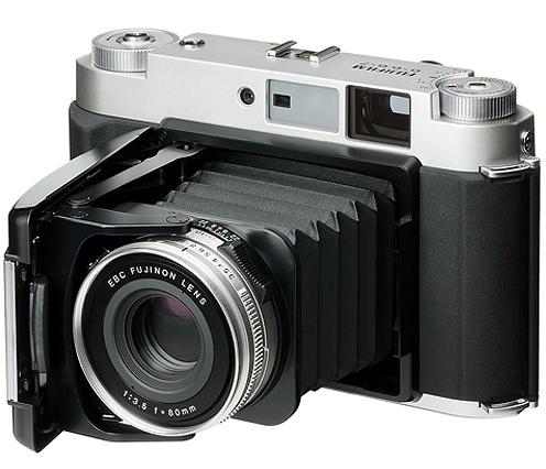 Fujifilm GF670 Fuji GF670W medium format film camera to be released next month