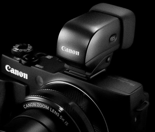 This is the new Canon PowerShot G1 X II camera - Photo Rumors