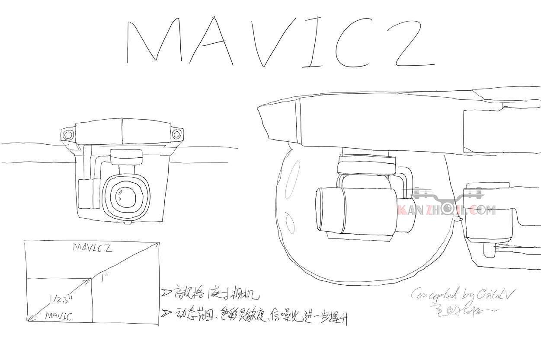 More Dji Mavic Pro 2 Rumors