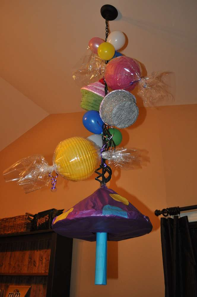 Willy Wonka And The Chocolate Factory Birthday Party Ideas