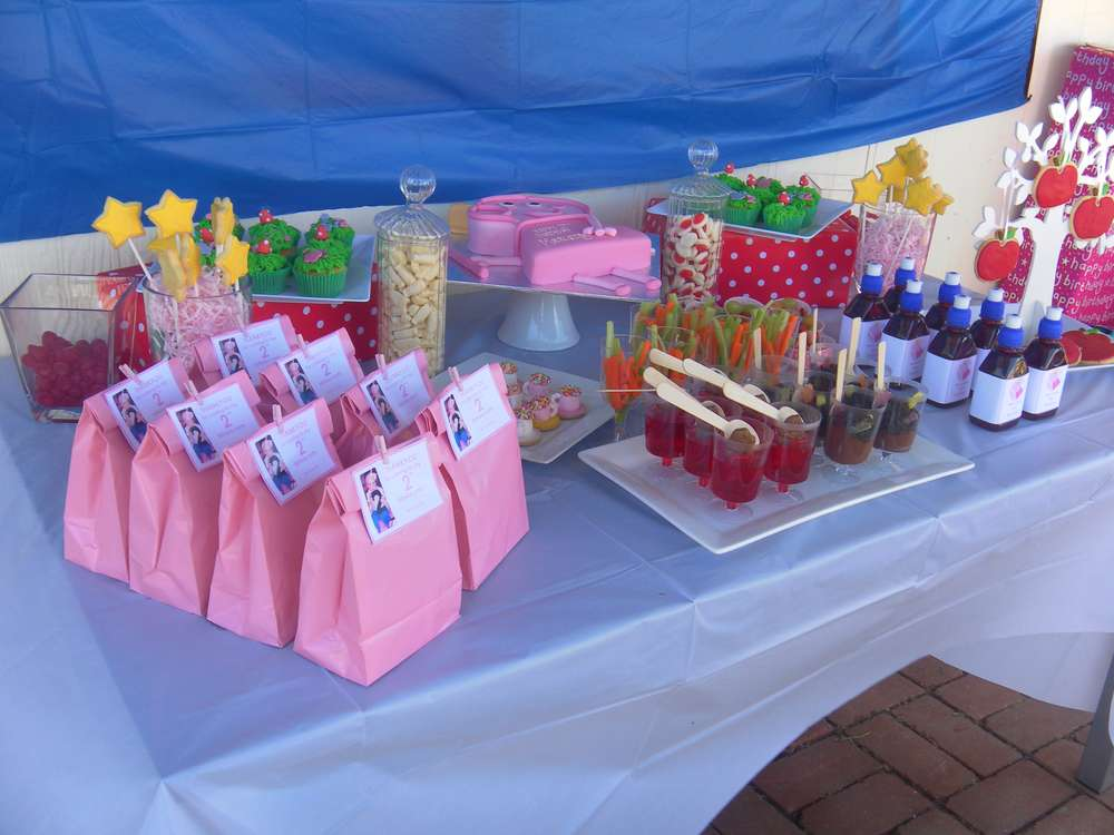 Peppa Pig Birthday Party Ideas Photo 2 Of 19 Catch My Party