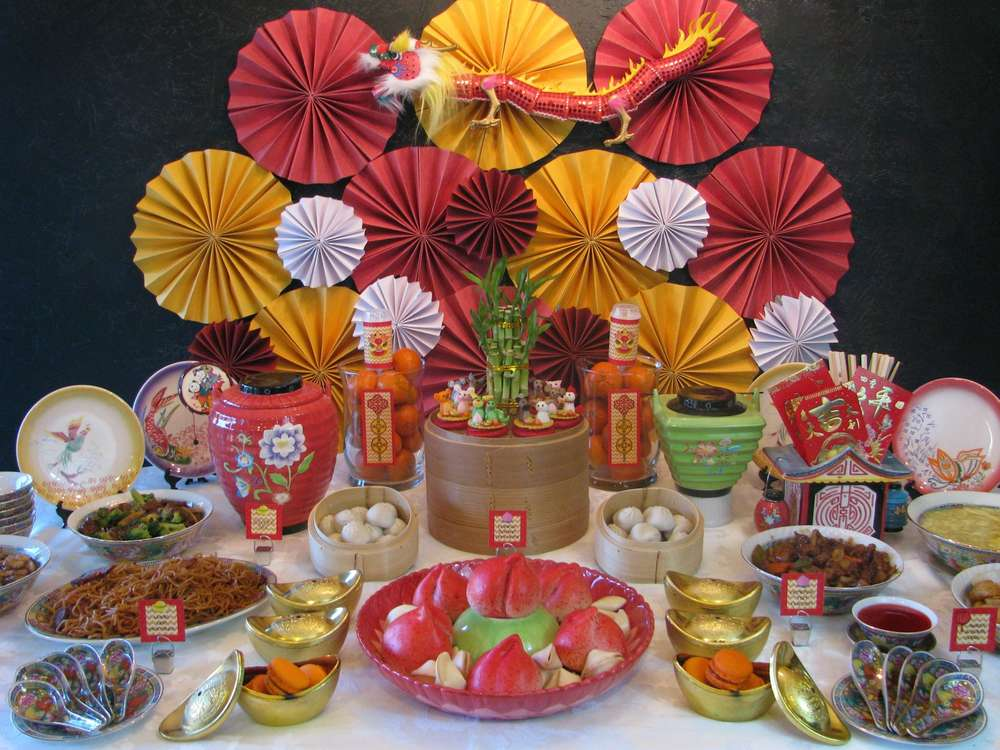 Chinese New Year Chinese New Year Party Ideas Photo 1 Of