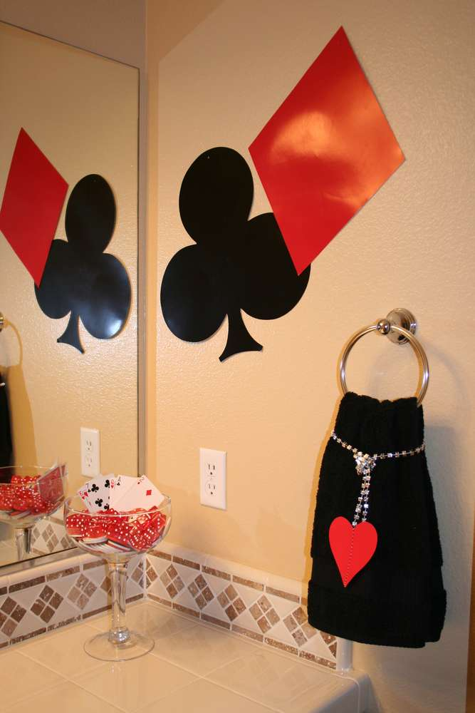Casino Birthday Birthday Party Ideas Photo 16 Of 23