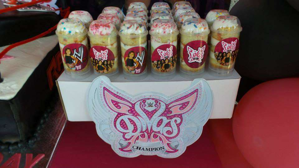 Wwe Divas Birthday Birthday Party Ideas Photo 4 Of 20
