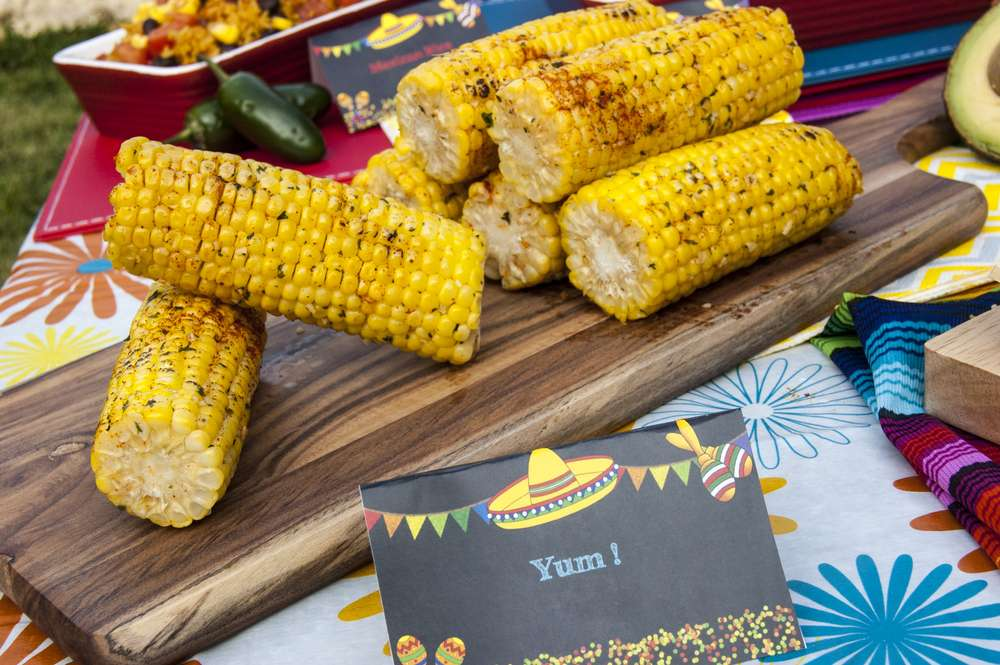 Fiesta Mexican Birthday Party Ideas Photo 1 Of 13