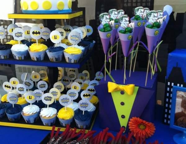 "Batman/Joker / Birthday ""Aj's 6th Birthday Party"" | Catch ..."