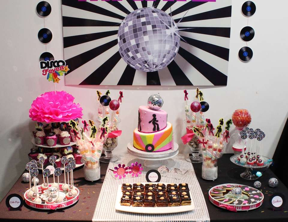 Disco Birthday Disco Party Catch My Party