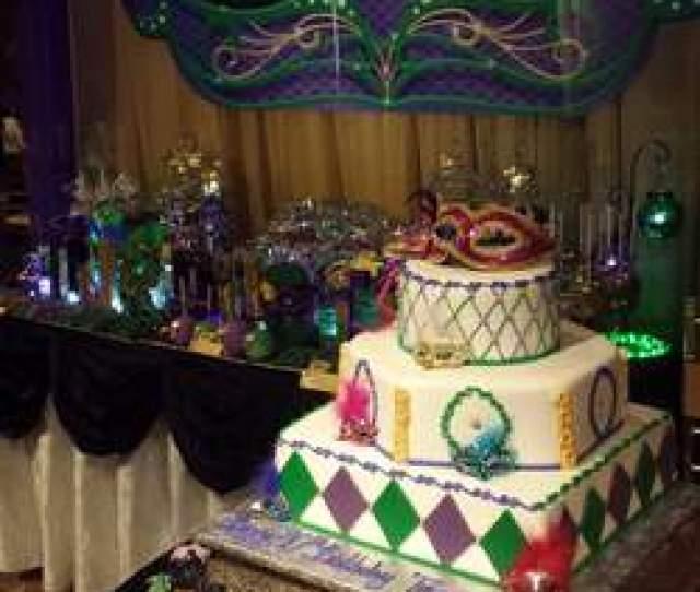 Th Masquerade Ball  C B Birthday  C Bth Birthday Mardi Gras