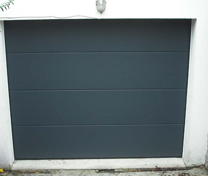Porte De Garage Sectionnelle Artens Gamboahinestrosa