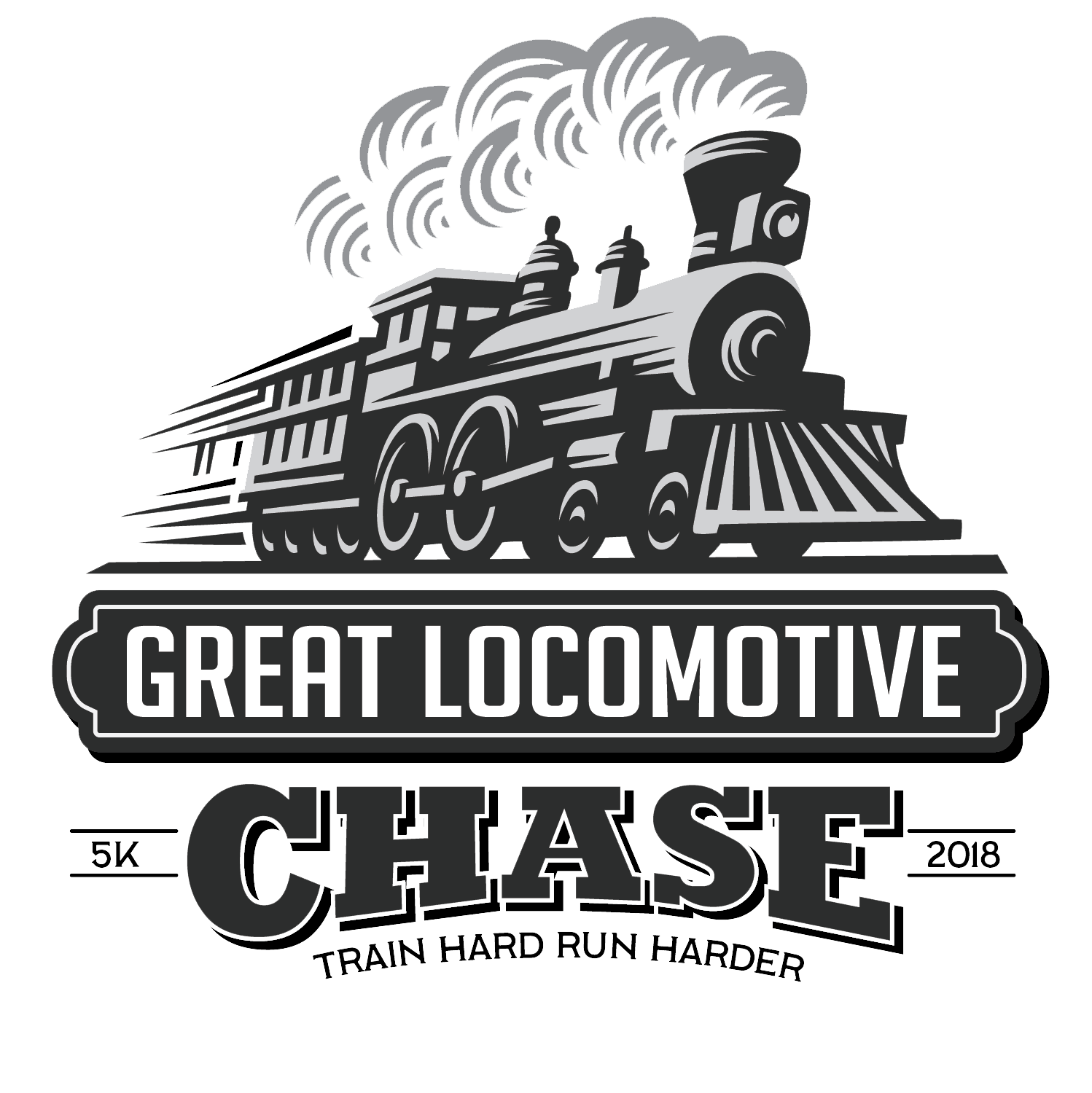 Great Locomotive Chase 5k
