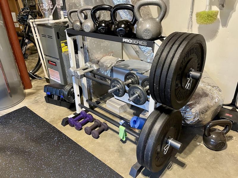 fitness gear pro storage rack dick s