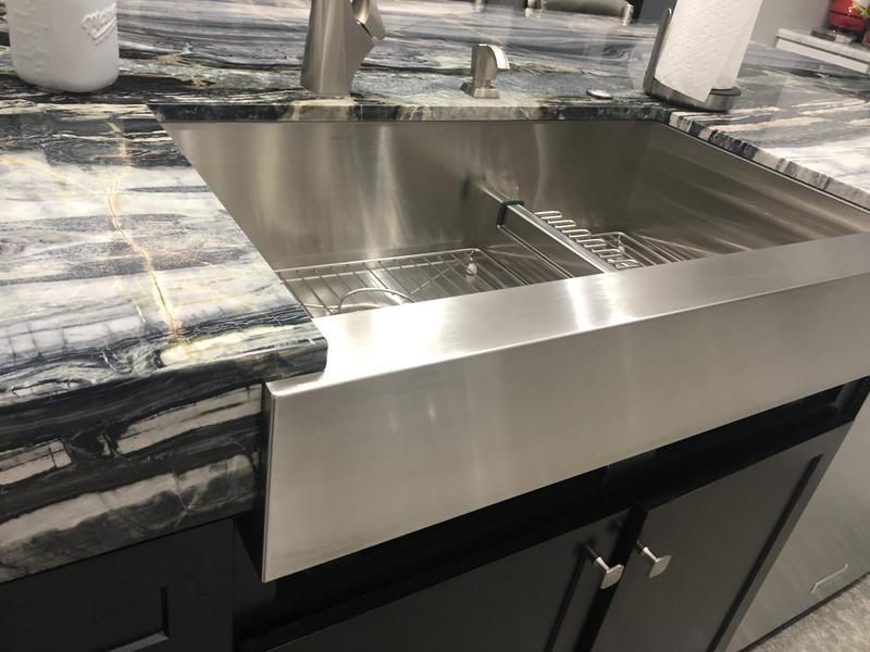 vault 35 1 2 x 21 1 4 x 9 5 16 smart divide undermount double bowl large medium farmhouse kitchen sink for 36 cabinet