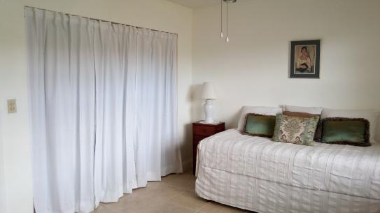 120 in premium tension curtain rod in