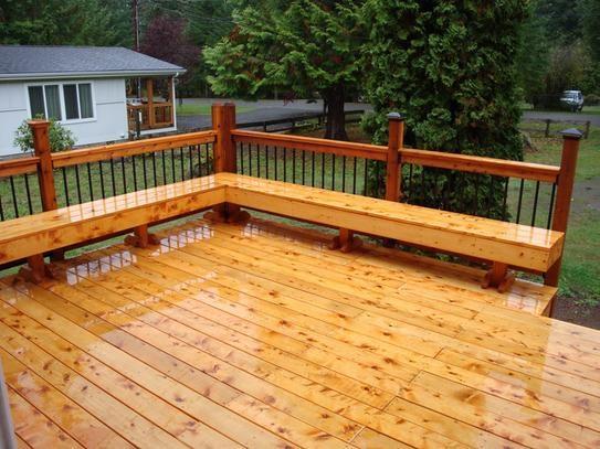 Deckorail Pressure Treated 6 Ft Cedar Tone Stair Deck Railing Kit | Cedar Handrail Home Depot | Railing Systems | Handrail Kit | Cedar Tone | Deck Stair Railing Kit | Aluminum Balusters
