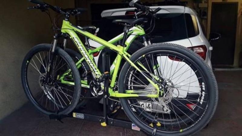 freedom spare tire bike rack saris