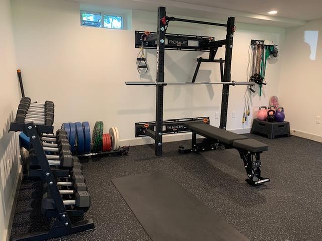 rogue r 3w fold back wall mount rack