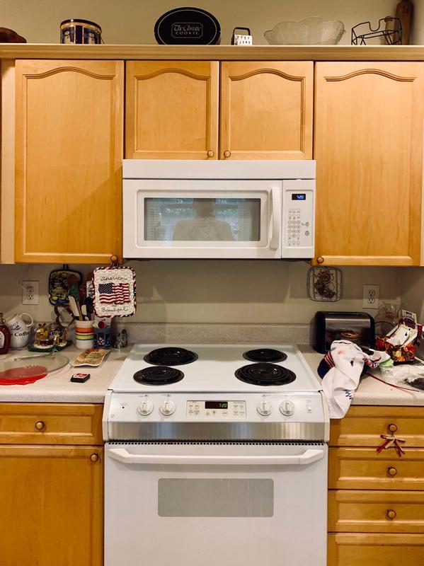 1 6 cu ft microwave range hood combination