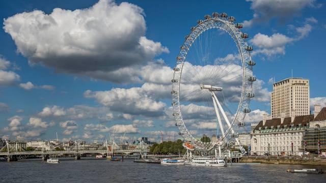 Gilavar Photo Club - London Eye