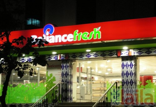 Reliance Fresh Kolathur Address
