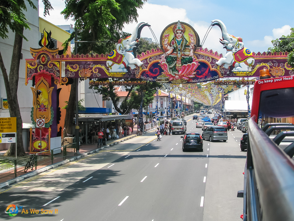 street in Little India