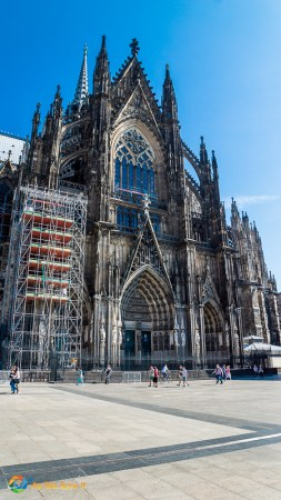 Cologne Cathedral, a UNESCO World Heritage Site