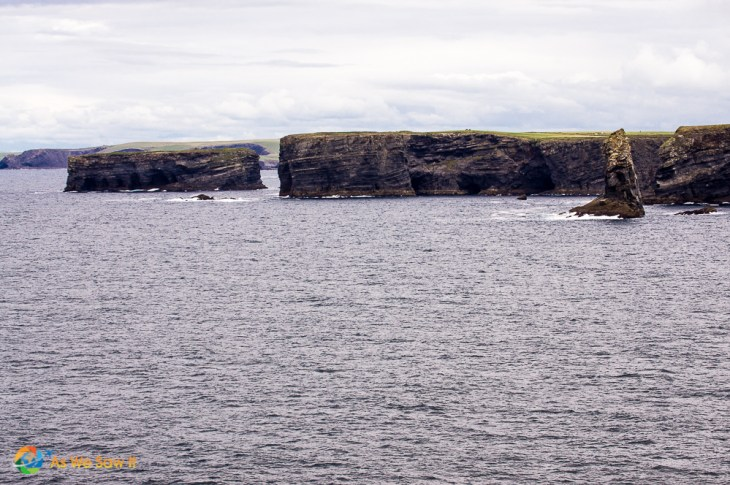 Loop Head makes a nice alternative to the Cliffs of Moher