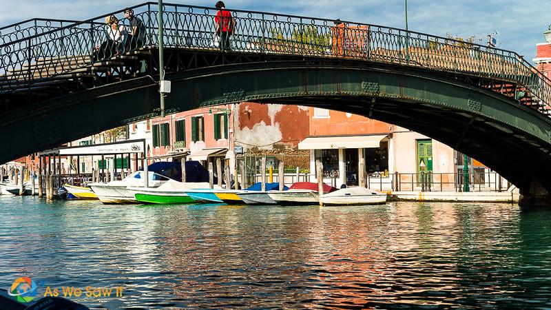 Bridge on Murano